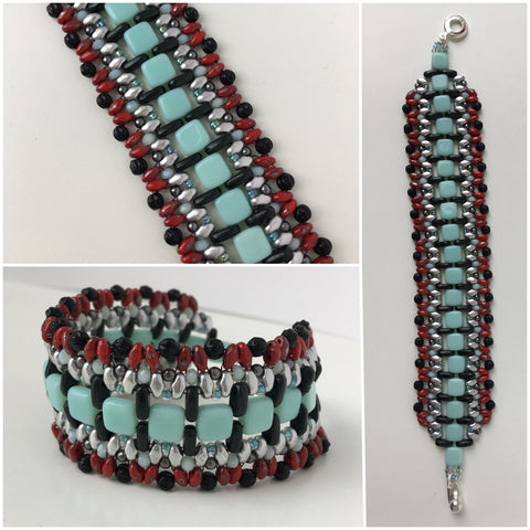 Marrakesh Mosaic Bracelet Kit