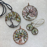 Tree of Life Pendant: February 27, 2:30pm | Class Sign Up