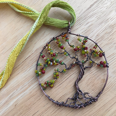 Tree of Life Pendant: April 9, 10:30am | Class Sign Up
