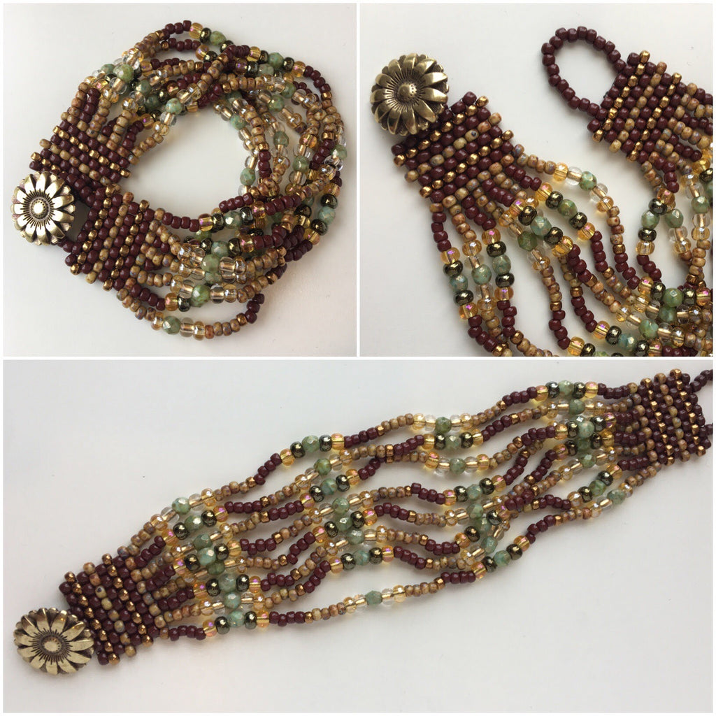 Peyote Stitch for Beginners: July 6, 2 - 5pm | Class Sign Up