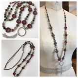 Bead Mix Necklace: July 11, 6 - 8pm | Class Sign Up