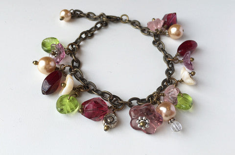 Basic Wire Wrap, Floral Bracelet, March 20, 4 - 7pm | Class Sign-Up