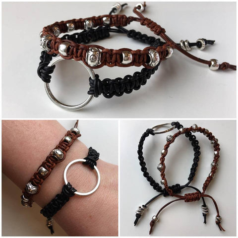 Macrame Bracelets: August 20, 6 - 8pm | Class Sign Up