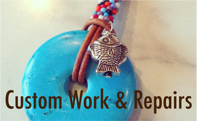 Custom Jewelry & Repair