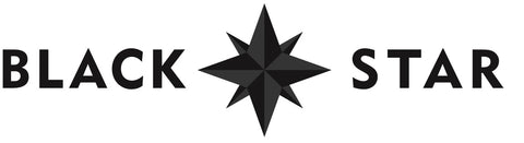 Black Star Apparel Logo