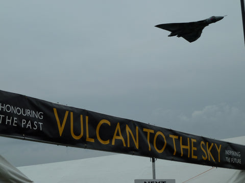 Vulcan Rocks Dunsfold Wings & Wheels