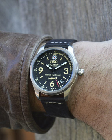 Win a free RSC Watch with Black Star
