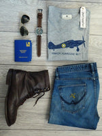 Hurricane Mk 1 T-Shirt Flat Lay