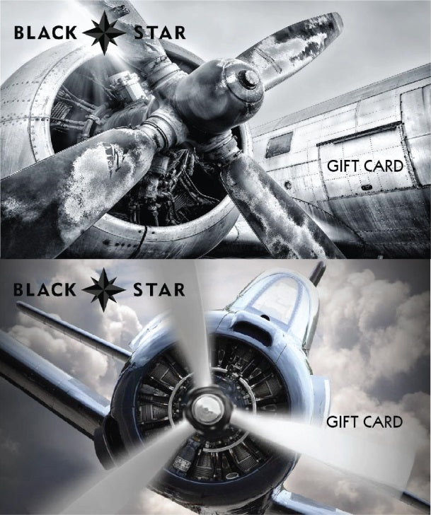 Black Star Gift Card