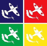 Little Wings Spitfire Design Colourways