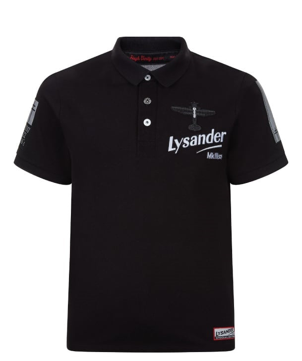 Lysander Polo Shirt Front