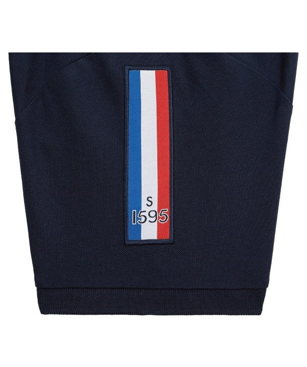 Supermarine S6 Air Racer Polo Shirt Right Sleeve as Worn in Navy