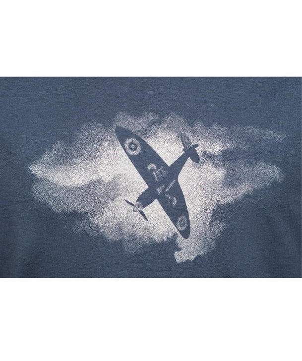 Graphic Detail from Spitfire Movie Official Tee Shirt