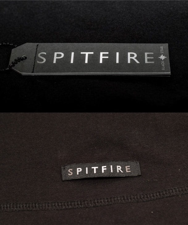 Spitfire Movie Tee Shirt Details