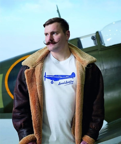Speed Spitfire Tee Shirt