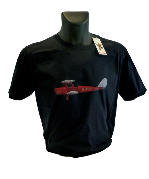 Tiger Moth G-ACDC Tee Shirt