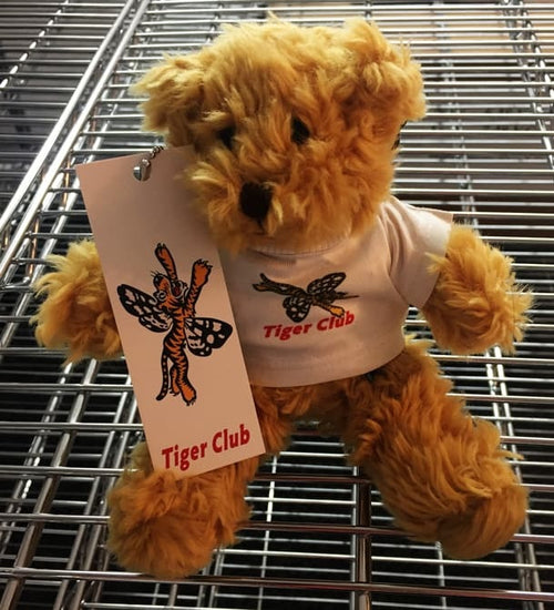 Tiger Club Teddy Bear
