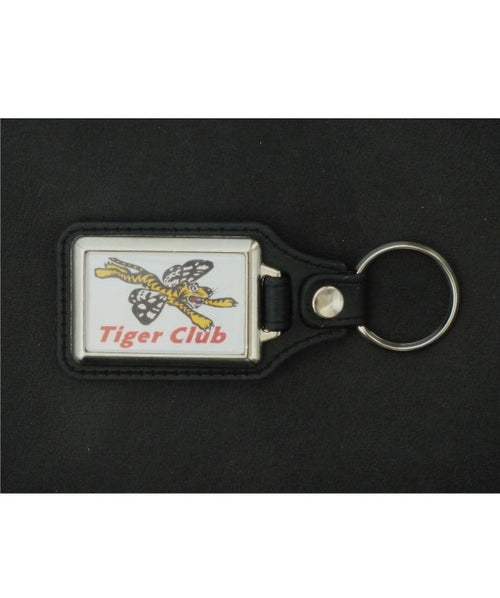 Tiger Club Logo Key Ring