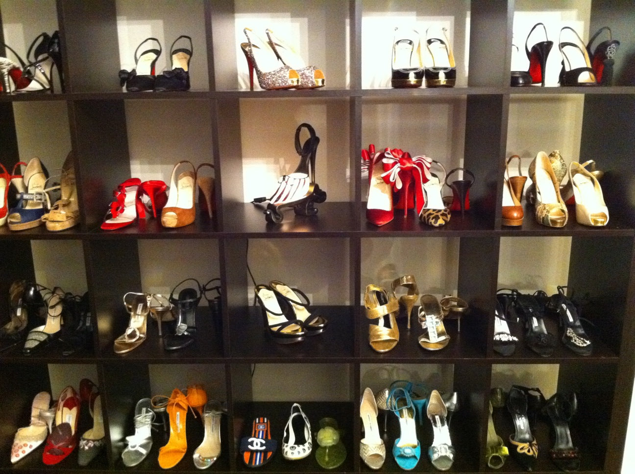 cbbe97da3 Make your outfit pop with some fabulous shoes from The Thrifty Shoe Shop.