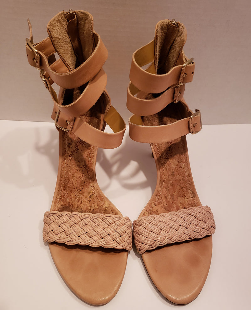 Sam Edelman Tan Sandle Size 10 1/2 M