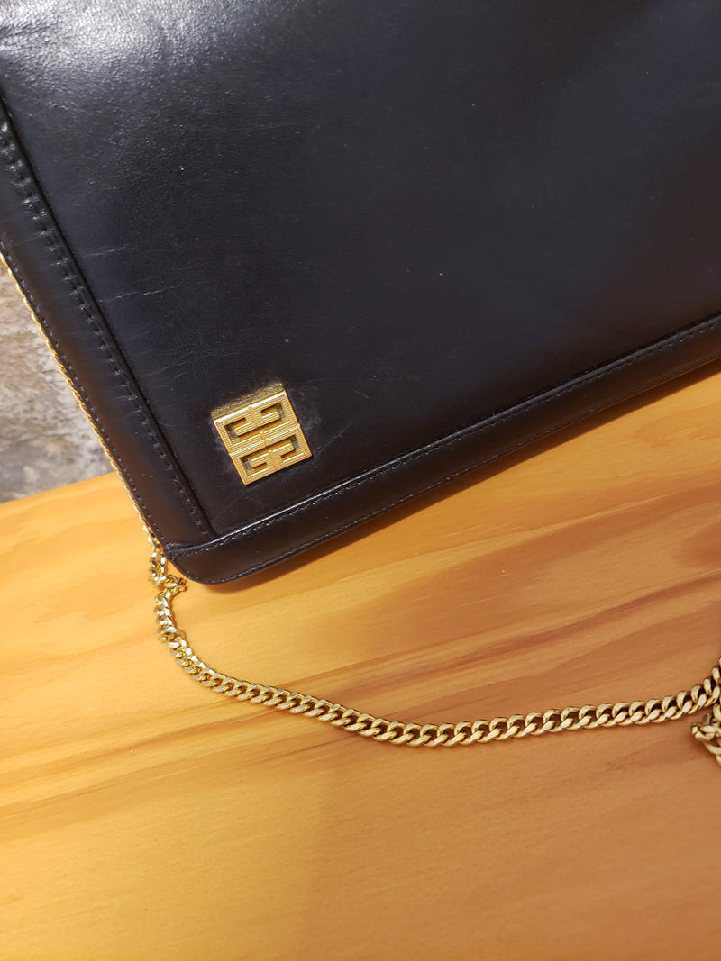 Givenchy Black Vintage Crossbody