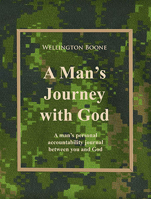 A Man's Journey with God Seminar Edition