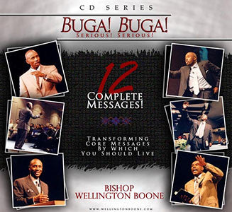 Buga! Buga! 12 MP3 Series