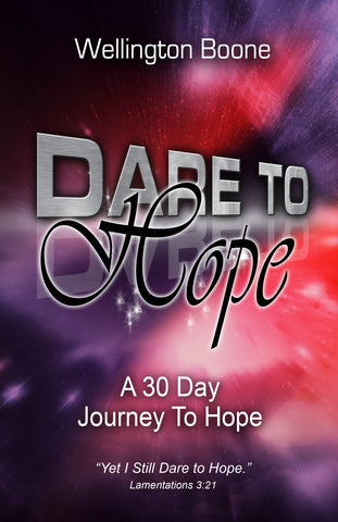 Dare to Hope E-Book with Links
