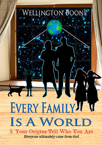 Every Family Is a World 3:  Your Origins Tell You Who You Are