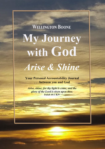 My Journey with God Arise & Shine Edition