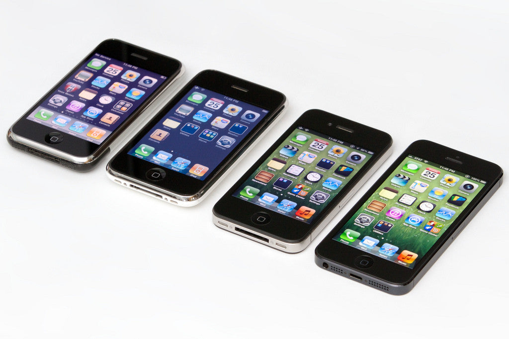 The History of the Apple iPhone