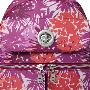 Baggallini ECO Naples Backpack - Plum Thistle