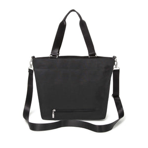 Baggallini Any Day Tote with Wristlet - Black