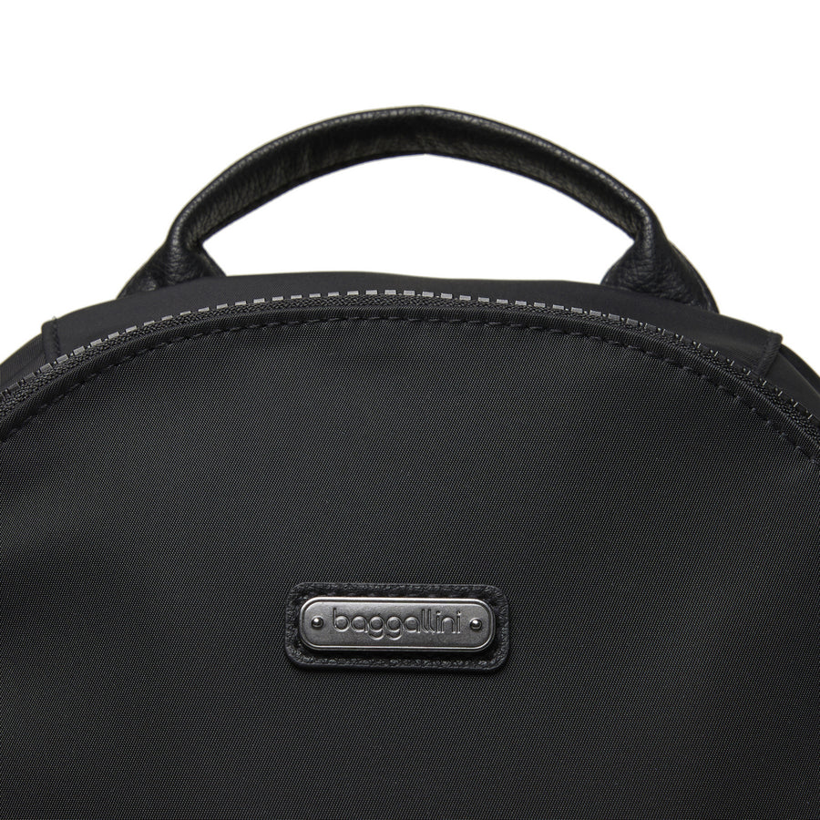 Baggallini Central Park Backpack - Black
