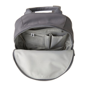Baggallini Central Park Backpack - Smoke