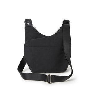 Baggallini RFID Cross City Bagg - Black