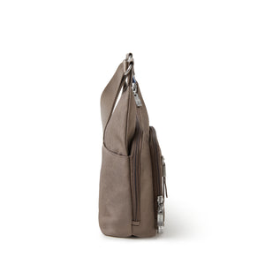 RFID Cross City Bagg - Portobello Shimmer