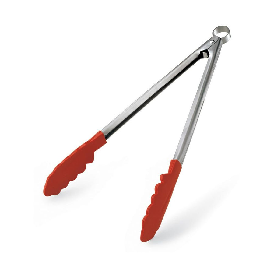Cuisipro Silicone Locking Tongs 9.5-inch