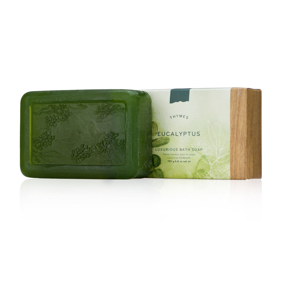 Eucalyptus Bar Soap