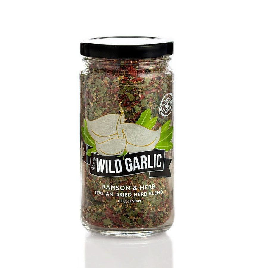 Wild Garlic Dried Herb Blend