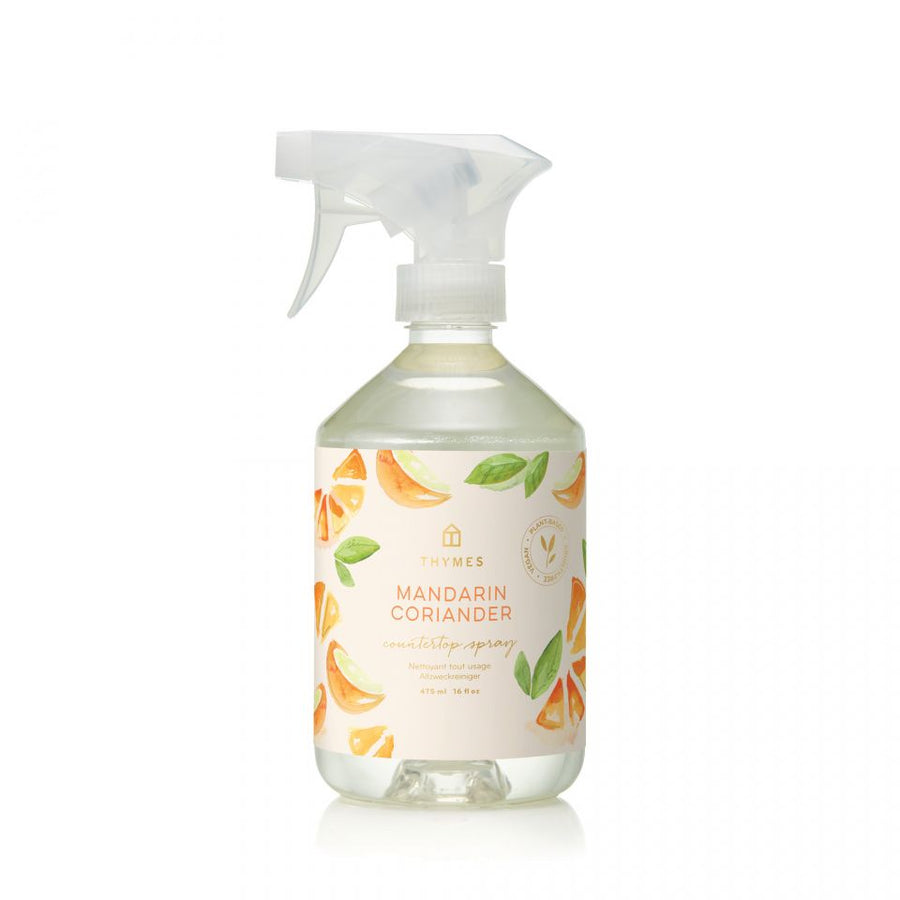 Mandarin Coriander Countertop Spray
