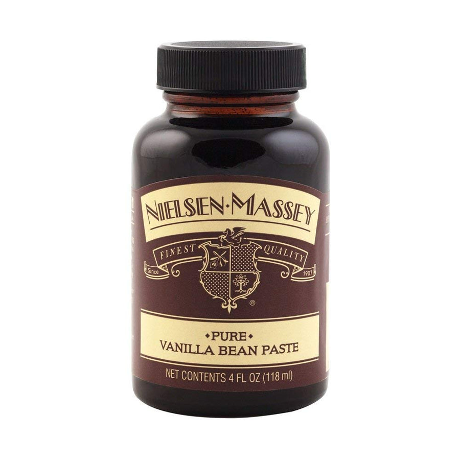 Nielsen-Massey Madagascar Bourbon Pure Vanilla Bean Paste 4 oz.