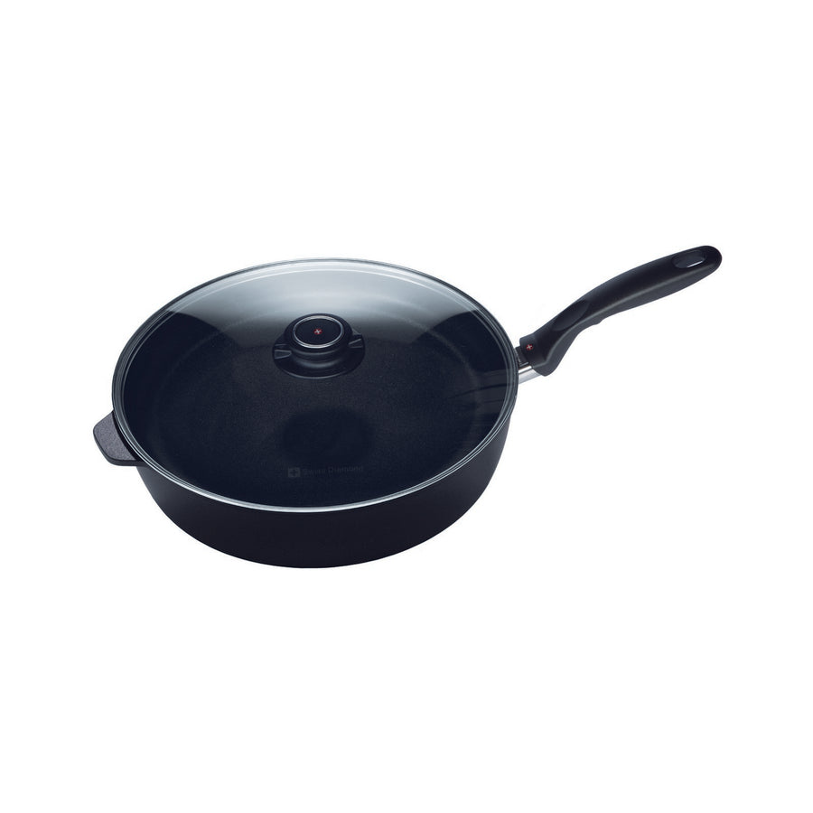 Swiss Diamond XD Nonstick Sauté Pan 4.3 Quart