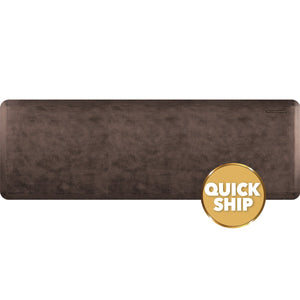 WellnessMats® Comfort Mat - Linen Antique Dark