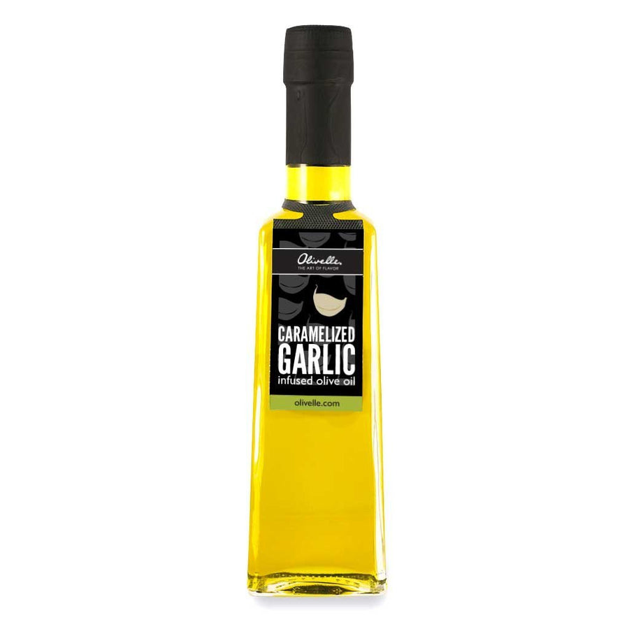 Caramelized Garlic Infused Olive Oil