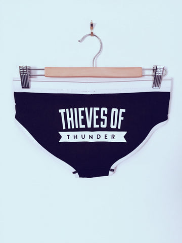 Thieves Of Thunder Black American Apparel Briefs