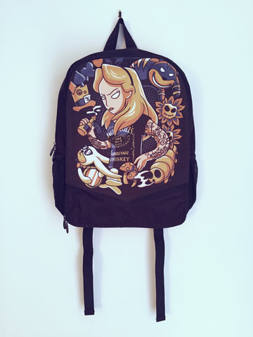 Awesome Alice Backpack