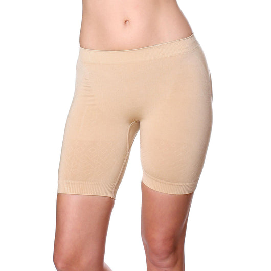 Valencia Womens Shapewear Control Shaper Booty Enhancer Butt Lifter Boy Short - ellemore.com