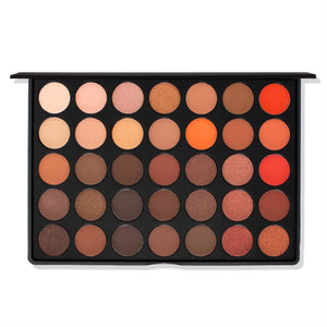 Evanese Beauty Makeup 35 Color High Pigment Eyeshadow Palette Night at the Opera
