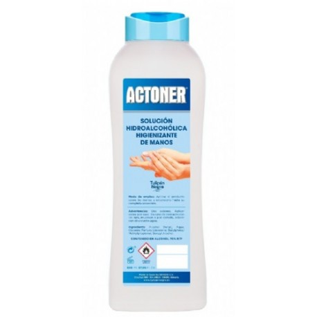 Actoner-Hydroalcoholic Solution Sanitizing Hand (800 ml). RF SANITIZER